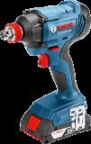 Bosch GDX 180-LI akkus ütvecsavarozó (2 x 3.0 Ah Li-ion akkuval)