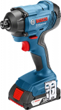Bosch GDR 180-LI akkus ütvecsavarozó (2 x 3.0 Ah Li-ion akkuval)