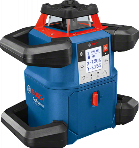 Bosch GRL 600 CHV forgólézer termék fő termékképe