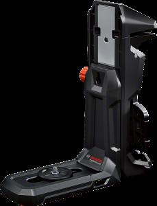 Bosch LB 10 fali tartó DK 10 mennyezeti rögzítő kapoccsal termék fő termékképe