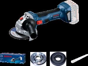 Bosch GWS 180-Li akkus sarokcsiszoló (akku és töltő nélkül) termék fő termékképe