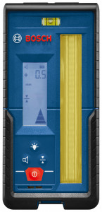 Bosch LR 45 lézervevő GRL 250 HV, GRL 300 HV, GRL 300 HVG, GRL 400 H forgólézerekhez termék fő termékképe