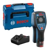 Bosch D-TECT 120 falszkenner kereső műszer (1 x 2.0 Ah Li-ion akkuval)