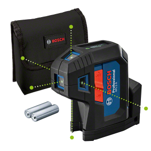 Bosch GPL 5 G 5-pontos lézer termék fő termékképe