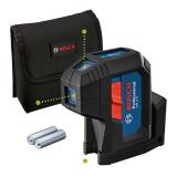 Bosch GPL 3 G 3-pontos lézer