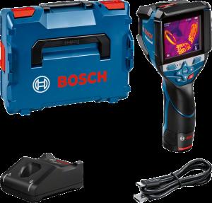 Bosch GTC 600 C akkus hőkamera (1 x 2.0 Ah Li-ion akkuval) termék fő termékképe