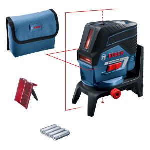 Bosch GCL 2-50 C kombinált lézer + RM 2 forgószerelvény (4 x 1.5 V LR6 elemmel) termék fő termékképe