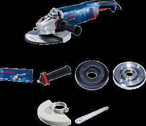 Bosch GWS 24-230 JZ sarokcsiszoló termék fő termékképe