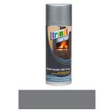 Hőálló festék spray, ezüst,  400 ml