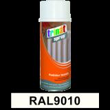 Radiátor festék spray, RAL9010, 400 ml