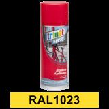 Trinát Általános akrilfesték spray, RAL1023, 400 ml