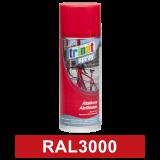 Trinát Általános akrilfesték spray, RAL3000, 400 ml