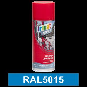 Trinát Általános akrilfesték spray, RAL5015, 400 ml termék fő termékképe