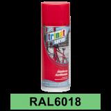 Trinát Általános akrilfesték spray, RAL6018, 400 ml