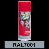 Trinát Általános akrilfesték spray, RAL7001, 400 ml