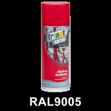 Trinát Általános akrilfesték spray, RAL9005, 400 ml