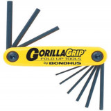 """Gorilla inch ev. klt. 5/64-1/4"""""""