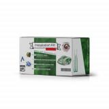 RED MOUNTAIN® Telepítő készlet - közepes-Biztonsági határoló kábel