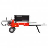 Hecht 6212 benzinmotoros rönkhasító (vontatható)