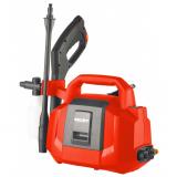 Hecht 3425 akkumulátoros magasnyomású mosó (akku és töltő nélkül)