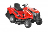 Hecht 5727 benzinmotoros kerti traktor fűgyűjtővel