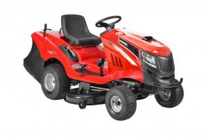 Hecht 5727 benzinmotoros kerti traktor fűgyűjtővel termék fő termékképe