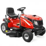 Hecht 5114 benzinmotoros kerti traktor oldalkidobóval