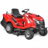 Hecht 5176 benzinmotoros kerti traktor fűgyűjtővel