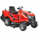Hecht 5927 benzinmotoros kerti traktor fűgyűjtővel