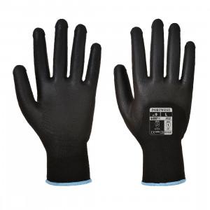 Portwest A122 - PU Ultra védőkesztyű, fekete termék fő termékképe