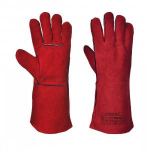 Portwest A500 - Hegesztő kesztyű, piros termék fő termékképe