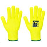 Portwest A688 - Pro Cut Liner kesztyű Cut 5 / D, sárga