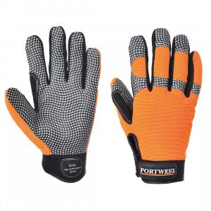 Portwest A735 - Comfort grip - NT védőkesztyű, narancs termék fő termékképe