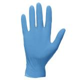Portwest A924 - Extra erős, egyszerhasználatos nitril kesztyű, púdermentes, kék, 100db/csomag