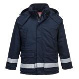 Portwest AF82 - Araflame bélelt téli kabát, tengerészkék