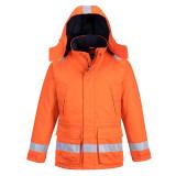 Portwest AF82 - Araflame bélelt téli kabát, narancs