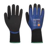 Portwest AP01 - Thermo Pro kesztyű, kék/fekete