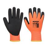 Portwest AP02 - Thermo Pro Ultra kesztyű, narancs/fekete