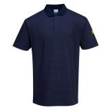 Portwest AS21 - Anti-Static ESD pólóing, tengerészkék
