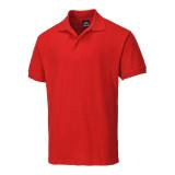 Portwest B210 - Nápoly teniszpóló, piros