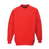 Portwest B300 - Róma pulóver, piros