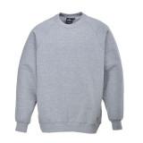 Portwest B300 - Róma pulóver, szürke
