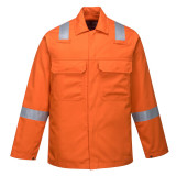 Portwest BZ13 - Bizweld™ Iona kabát, narancs