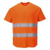 Portwest C394 - Hálós póló, narancs
