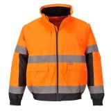 Portwest C468 - Hi-Vis 2 az 1-ben kabát, narancs