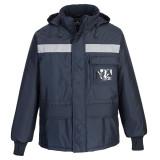 Portwest CS10 - ColdStore hűtőházi kabát, tengerészkék