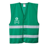 Portwest CV75 - Compliance Officer jól láthatósági mellény, zöld