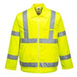 Portwest E040 - Jól láthatósági dzseki, sárga