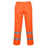 Portwest E041 - Jól láthatósági nadrág, narancs