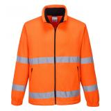 Portwest F250 - Hi-Vis Essential polár pulóver, narancs